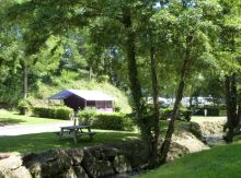 Camping Côtes d'Armor, Tente Free Flower 5 personnes